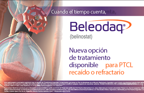 Beleodaq