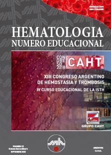 Revista Hematología